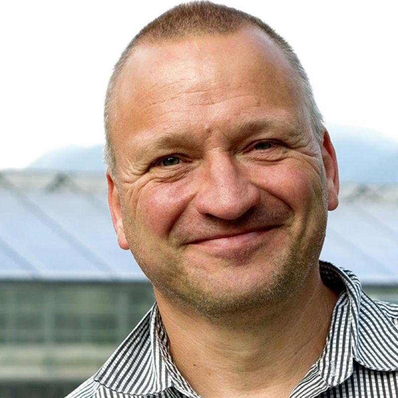 Günther Bogner, Betriebsleiter Kläranlage
