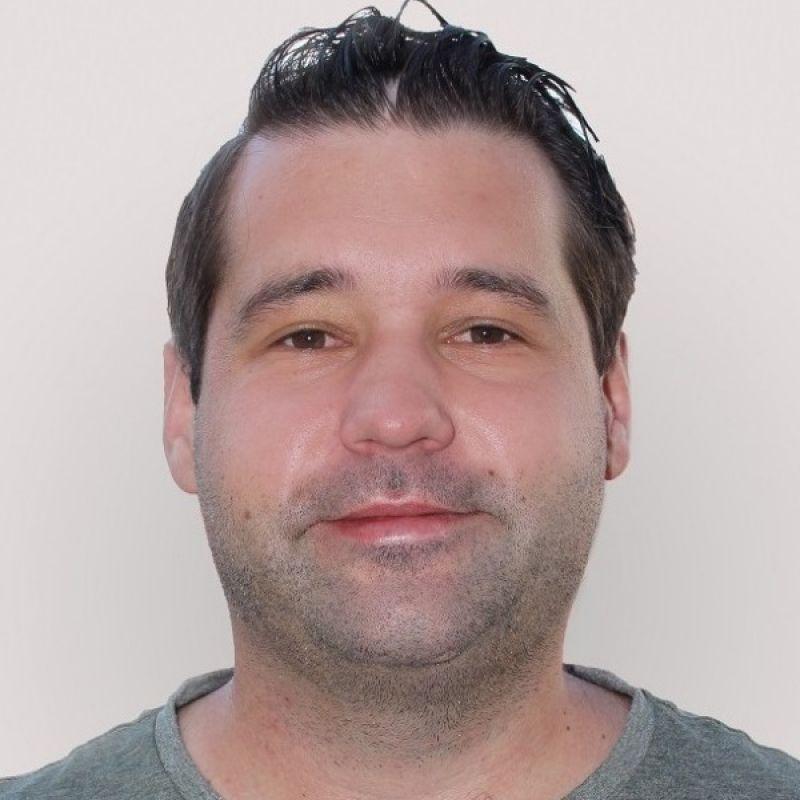 Andreas Hub, stellv. Betriebsleiter Kläranlage